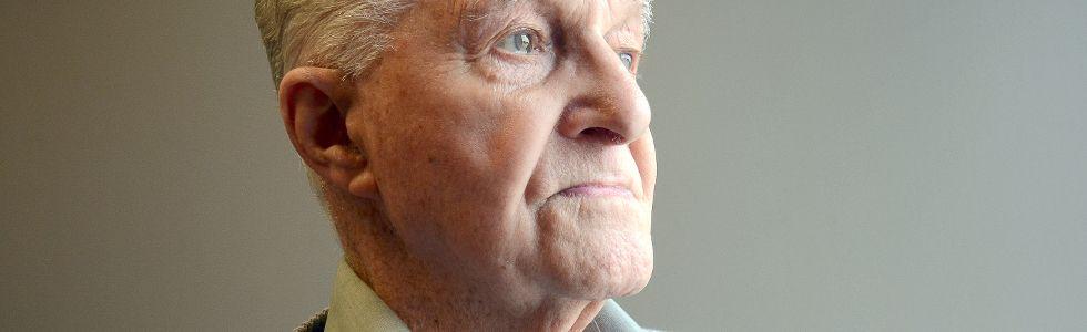 Second World War veteran Art Boon of Stratford. (Postmedia Network files)