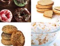 Workplace snacks that sabotage your diet.