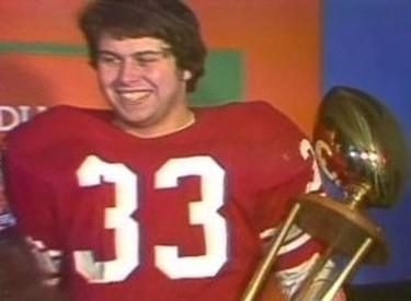 1975 Vanier Cup MVP Neil Lumsden. (SUBMITTED)