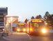 Gino Donato/Sudbury Star file photo Greater Sudbury Transit buses pull through the downtown terminal.