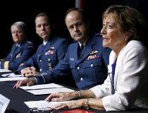Marie Deschamps Canadian Forces