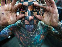 Photos: 2015 Edmonton Tattoo & Arts Festival