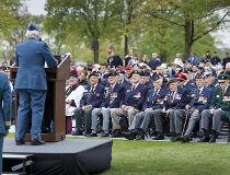 Canadian Second World War veterans Nettherlands