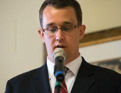 Progressive Conservative MPP Monte McNaughton (POSTMEDIA NETWORK PHOTO)