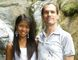 Air Canada Capt. Bill Matheuszik and third wife Charmaine Mangaoang. (Facebook)