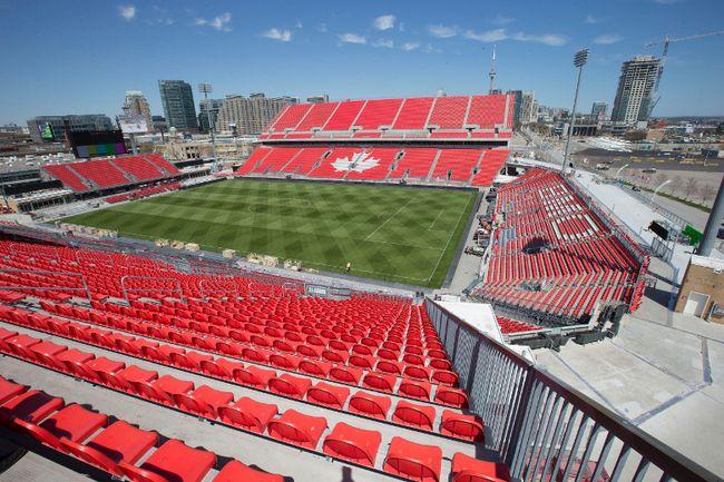Toronto Fc Stadium Tour