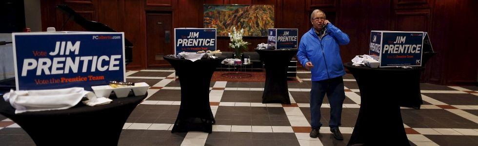 Prentice HQ empty