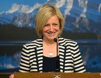 Alberta Premier Rachel Notley. Postmedia Network