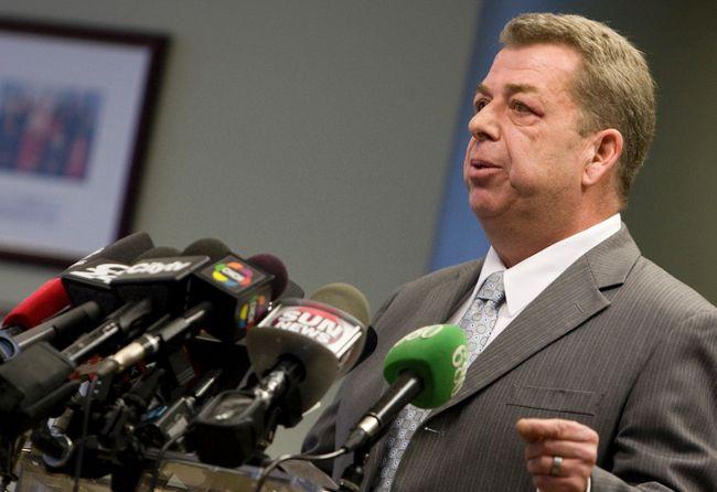 ETFO president Sam Hammond. (Dave Thomas/Toronto Sun)