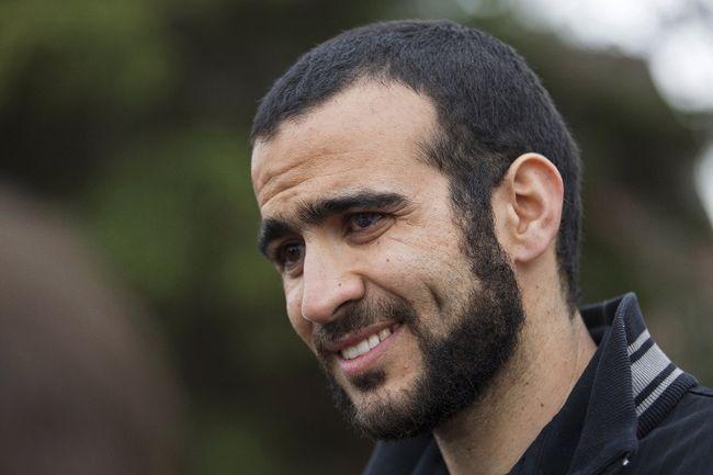 Omar Khadr.  REUTERS/Todd Korol