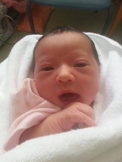 Chloe Air Canada Baby