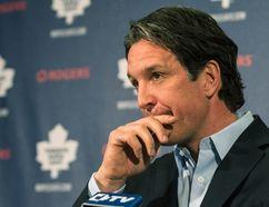 Maple Leafs president Brendan Shanahan. (Craig Robertson/Toronto Sun)