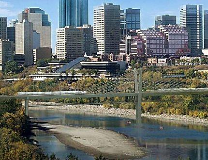 Edmonton Valley Line LRT update