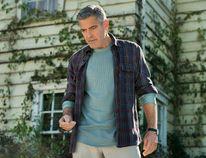 "George Clooney in ""Tomorrowland."""