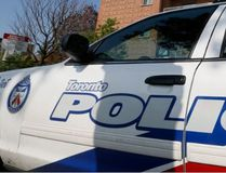 Toronto Police cruiser. (Toronto Sun files)