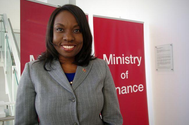 Associate Minister of Finance Mitzie Hunter. (HEATHER RIVERS/Postmedia Network)