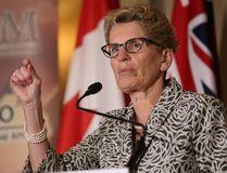 Premier Kathleen Wynne. (John Lappa/Postmedia Network)
