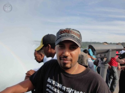 Adonay Zekarias on trial for first-degree murder of Nighisti Semret on Friday, May 15. Toronto Police/Toronto Sun