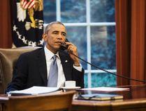 President Obama. REUTERS/Kevin Lamarque