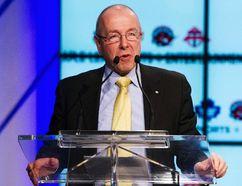 Larry Tanenbaum, new owner of the Toronto Argonauts. (Reuters file)