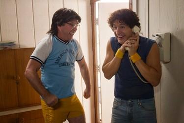 Joe Lo Truglio (L) as Neil and Ken Marino as Victor.  (Netflix)