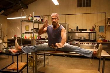 Chris Meloni as Gene.   (Netflix)