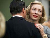 Cate Blanchett in a scene from Carol (Handout)