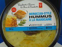 President's Choice hummus