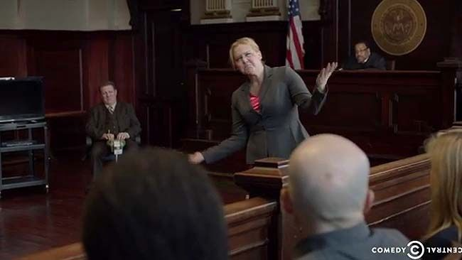 Amy Schumer (YouTube screen shot)