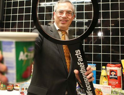 Tony Clement unveils new label information_5