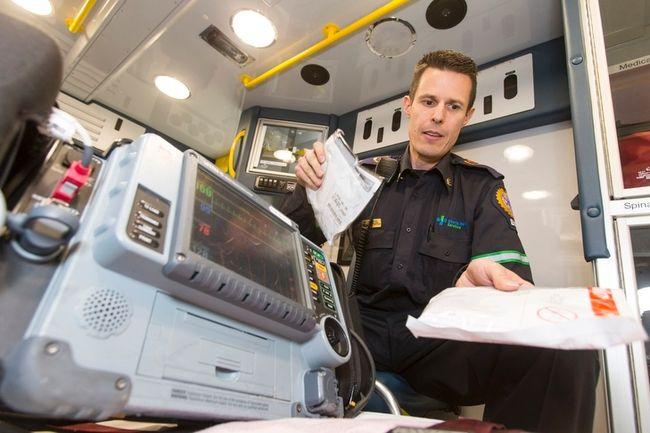 Stars Shows Off Ambulance History Progression Calgary
