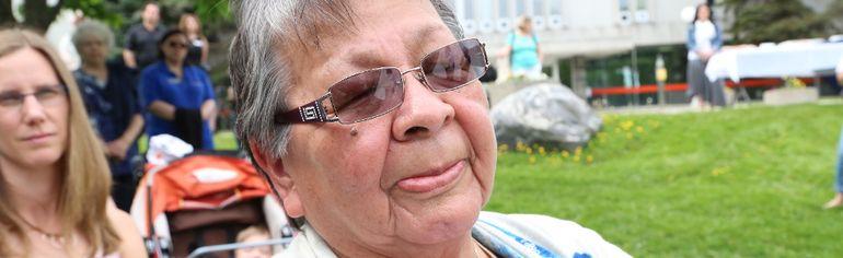 Elder Hilda Nadjiwan