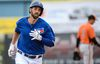 Chris Colabello of the Toronto Blue Jays. (JONATHAN DYER/USA TODAY Sports files)