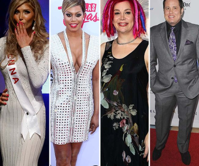 Transgender Kids Have Good Mental >> Trailblazing transgender celebrities | Photos | Celebrities | Entertainment | To