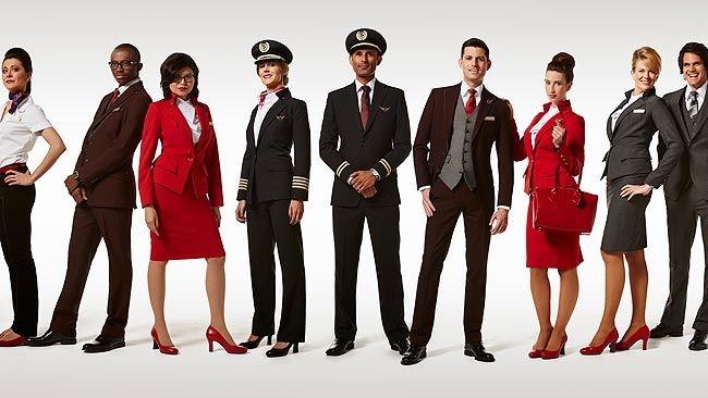 Best Flight Attendant Uniforms From Around The World