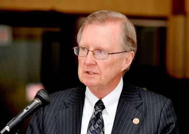 Former senator Bob Runciman. (FILE PHOTO)