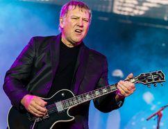 Alex Lifeson of Rush performing at RBC Bluesfest in Ottawa. July 8,2013. (Errol McGihon/Postmedia Network)