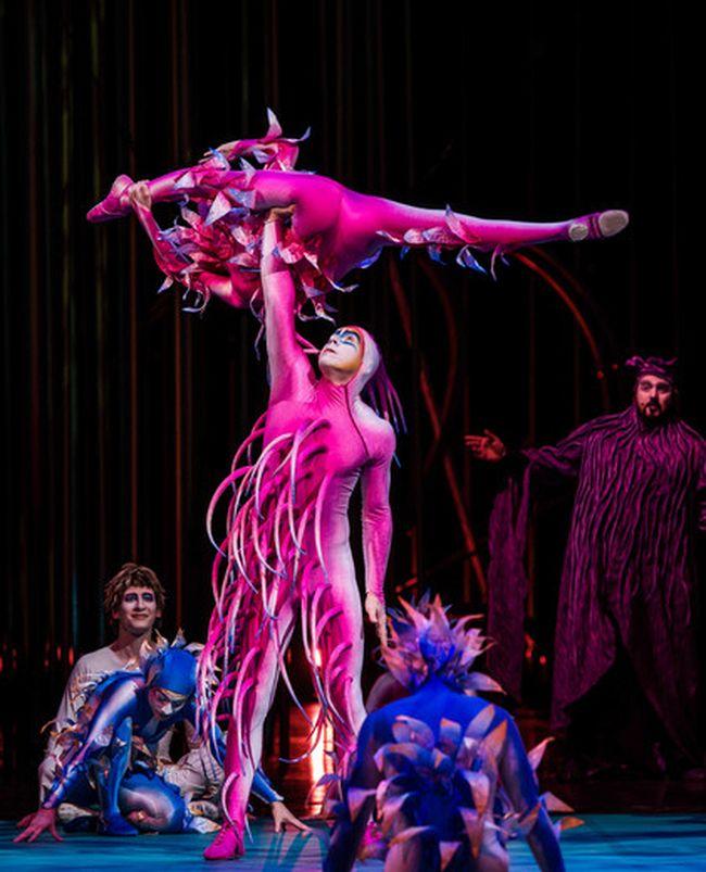 """Cirque du Soleil's """"Varekai."""""""