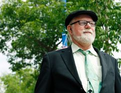 Jim Friesen, Green Party of Canada candidate for Grande Prairie-Mackenzie. Tom Bateman/Daily Herald-Tribune