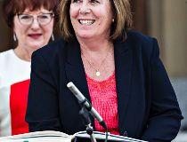 Minister of Energy Marg McCuaig-Boyd.