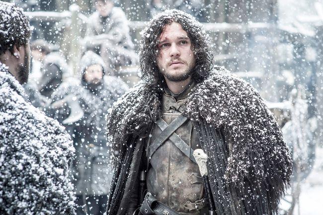 Jon Snow, played by Kit Harington. (Supplied photo)