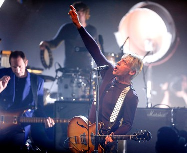 Paul Weller in concert at the Danforth Music Hall in Toronto on Monday June 15, 2015. (MICHAEL PEAKE/ Toronto Sun)