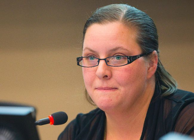 Virginia Ridley (Free Press file photo)