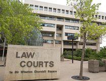 Edmonton Law Courts.