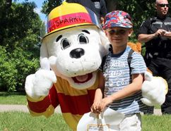 Morden held their 8th annual Teddy Bear Picnic under sunny skies. (JOEL NICKEL/Morden Times)