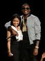 Nicki Minaj and Meek Mill perform during the 2015 BET Awards in Los Angeles