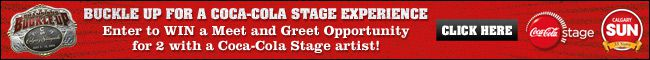 PROMO: CalgaryStampedeCokeStage