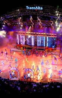 Grandstand Show 2013