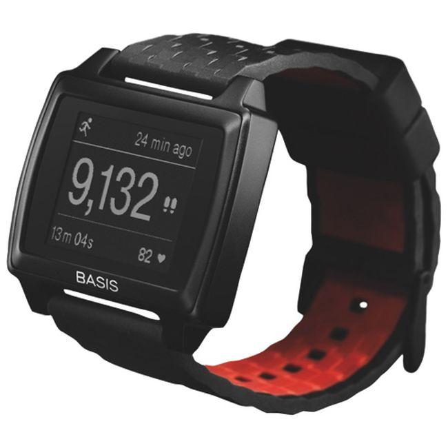 Basis Peak fitness and sleep tracker. (Supplied)