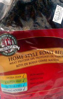 Grimm's Fine Foods' Home Style Roast Beef